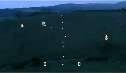 主演(?!)の羊たちと、イギリスの大地に広がる羊文字