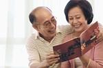 老夫婦でライフプランイメージ