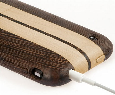 iWood cobra for iPhone 3G