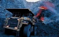 石炭採掘イメージ