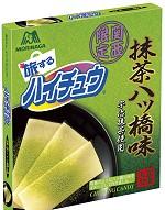 ハイチュウ・抹茶八つ橋味イメージ