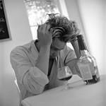 アルコール依存症イメージ