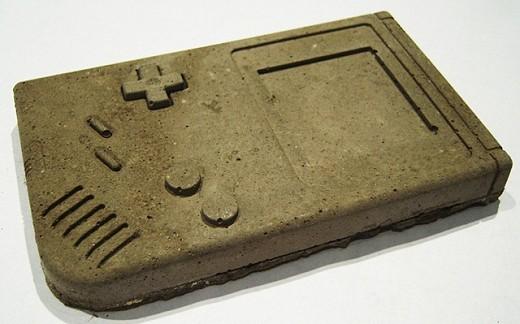 ゲームボーイな化石