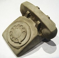 電話機な化石イメージ