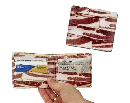 ベーコン財布