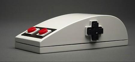 NESコントローラーなマウス