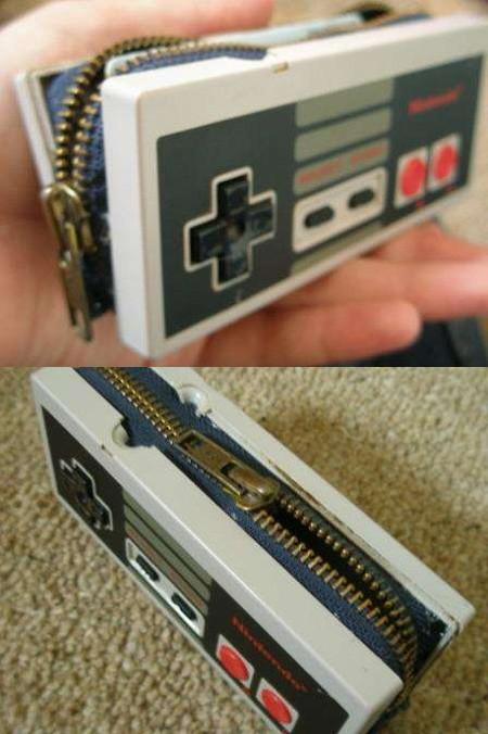NESコントローラーなおサイフ