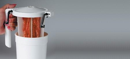 Bacon Microwave Cooker。電子レンジで簡単にベーコンが作れる調理機器