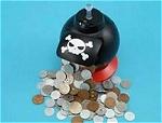 貯金爆弾イメージ