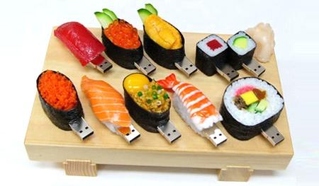「寿司食いね-」なUSB