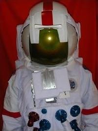 アポロ17号の宇宙服(のレプリカ)