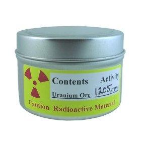 ウラニウム鉱石(試料)