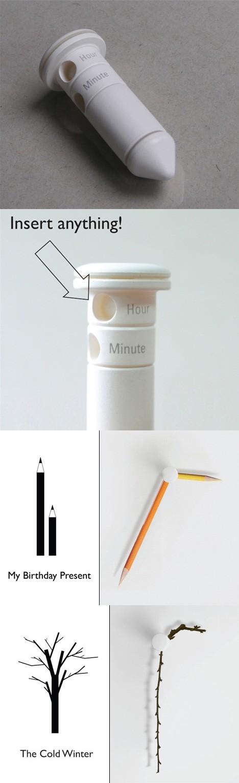 Custom Clock Concept