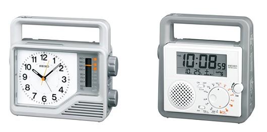 アナログ式のKR870N(左)とデジタル式のSQ692W(右)