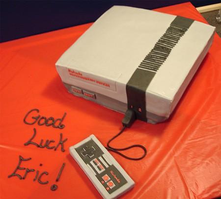 NESなケーキ