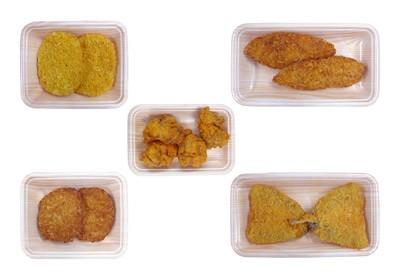 対象となる揚げ物惣菜5品