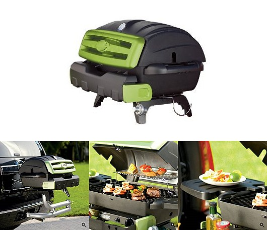 Margaritaville G1000 Ride-Behind Tailgating Propane Grill