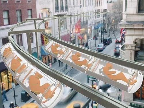 都市の公共交通システムとして…