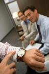 会議と時間イメージ