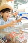 アイスクリーム購入イメージ