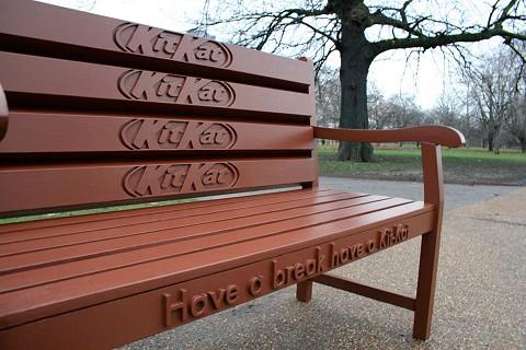 「Have a break、hava a KitKat」