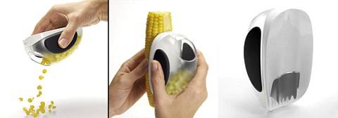 トウモロコシの粒とり器、CornStripper