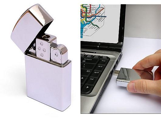 USBメモリなライター