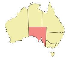 南オーストラリア州イメージ
