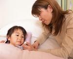 子供の看病イメージ