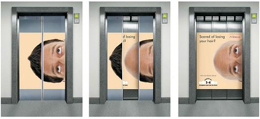 エレベーターの扉が開くと……