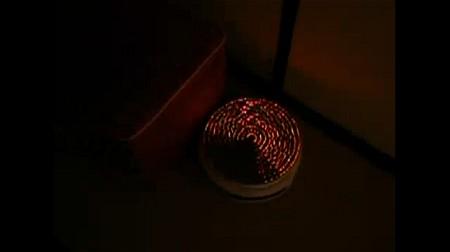 ルンバ+LEDでパックンバ。