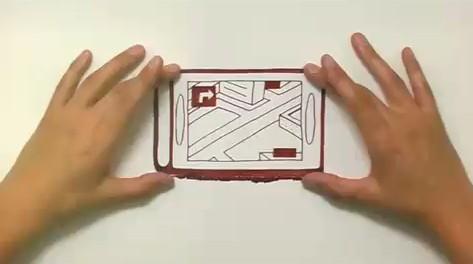 小型化し、さらに音声・静止画・動画までやりとりができるように