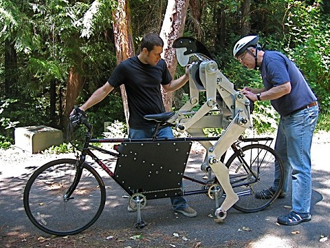 合理的なのか非合理的なのか良くわからない電気自転車、Joules。