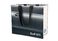 Volkswagen Golf GTIの宣伝用手さげ(肩掛け)袋イメージ