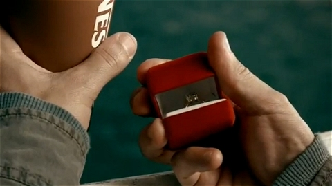 Nescafe' 「The Ring」
