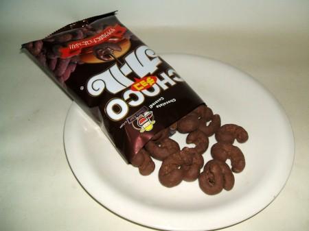 チョコカール袋詰めバージョンを出してみる
