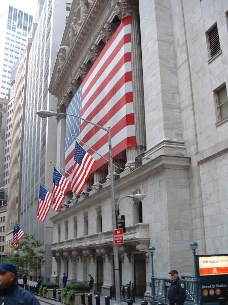 「ニューヨーク証券取引所」