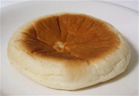 「平焼きツナパン」