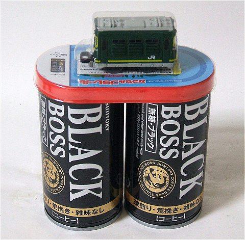 このような形で、缶コーヒー2本に1つ、カププラがついてくる