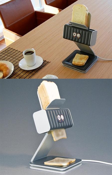 printing your toast。要はプリンタのようなトースター