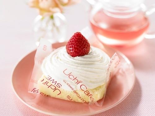 プレミアム あまおうのケーキ