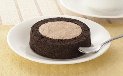 ↑ プレミアム チョコロール ケーキ