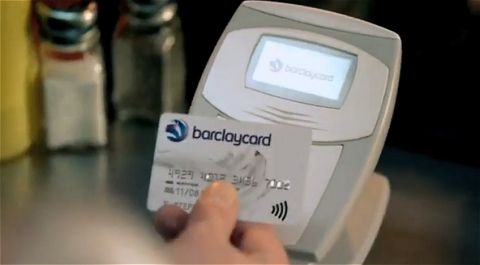 Barclaycard Rollercoaster TV Advert。
