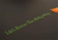 「ミルキーウェイでちょっと素敵なひと時を(Life's Better The Milky Way.)」イメージ