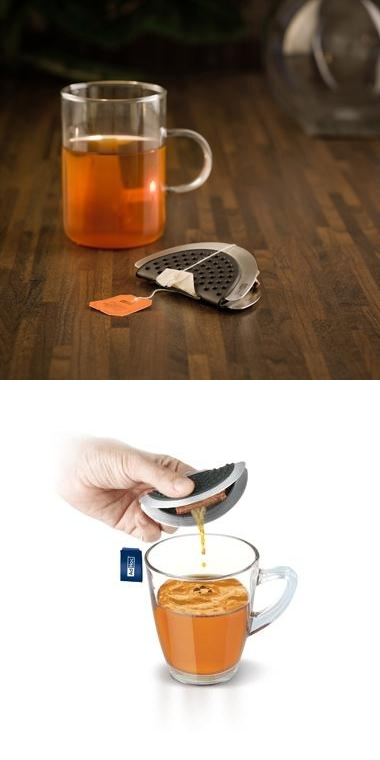 ↑ Tea Bag Squeezer