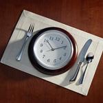 食事と時間