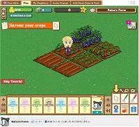 「Farmville」