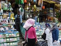 中東での買物風景