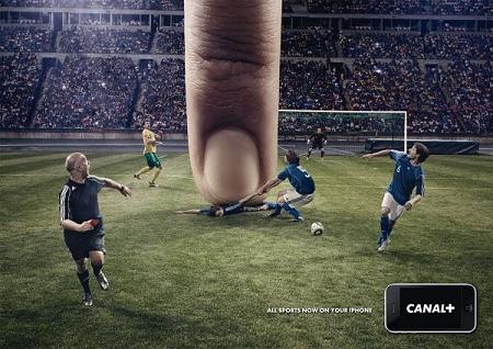 ↑ 「全てのスポーツ番組があなたのiPhoneに」