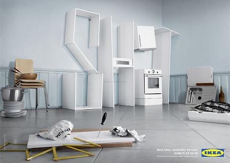 ↑ 台所(?)で失敗